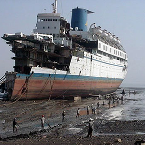 Ship Recycling Management System