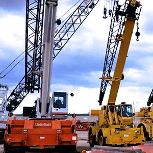 Crane Operation Program