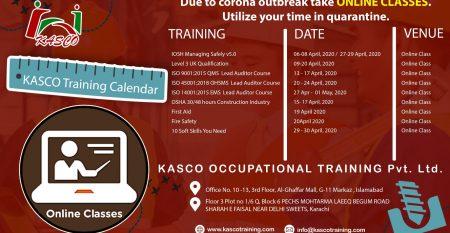 kasco-online-classes