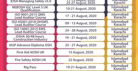 kasco-training-courses-august